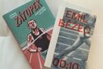 Když běžec čte: knížky o Zátopkovi