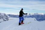 Jak si zpestřit trénink v zimě? Skialpy!
