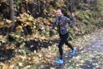 Já, běh a pocit štěstí