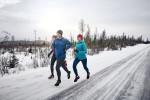 5 nejčastějších zlozvyků při běhání v zimě