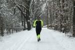 10 tipů, které pomohou při běhání ve sněhu