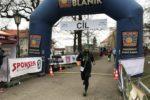 Náš první závod roku – Zimní běh na Blaník