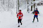 Zimní běh na Blaník – trail, sníh i bláto