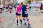 Pražský půlmaraton 2019 – jak se slaví výročí svatby během